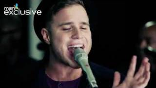 Olly Murs   In Case You Didn't Know (MSN Sessions)