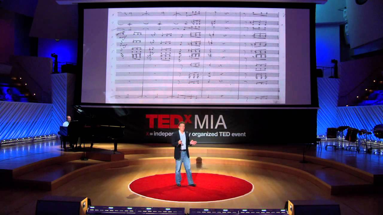 Only A Mathematician Could Love The World's Ugliest Music
