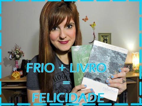 Frio + Livros = Calafrio (Maggie Stiefvater) | De Livro em Livro