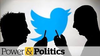 Should politicians be barred from blocking people on Twitter? | Power and Politics