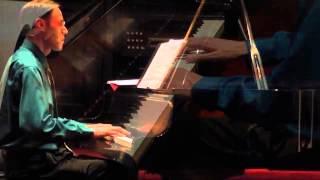 """Two Pieces After Stravinsky"" (1969) - Dennis Bathory-Kitsz - Jesse Feinberg, piano"