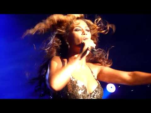 Beyonce - I Miss You - 4 Tour 2011 @ Roseland