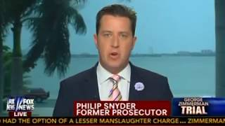 George Zimmerman Possible Civil Suit – Fox News 7/14/13