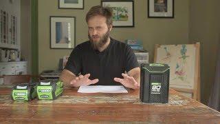 Greenworks 80V vs 40V battery comparison