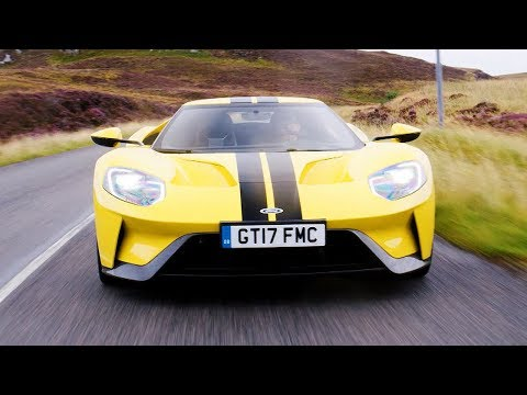 Choosing The Performance Car Of The Year 2017 | Top Gear