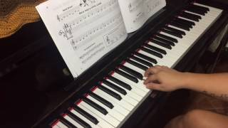 3 Mary Had a Little Lamb - John Thompson Easiest Piano Course 1