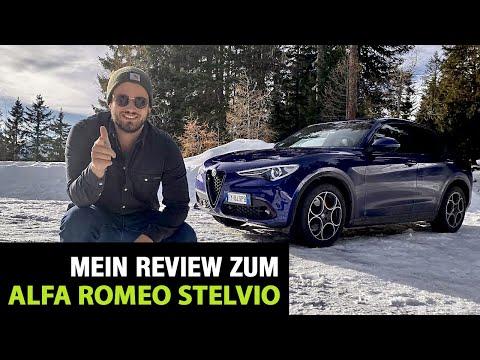"2020 Alfa Romeo Stelvio ""Sprint"" (190 PS) 🇮🇹 Fahrbericht | FULL Review | Test-Drive | Sound | POV."