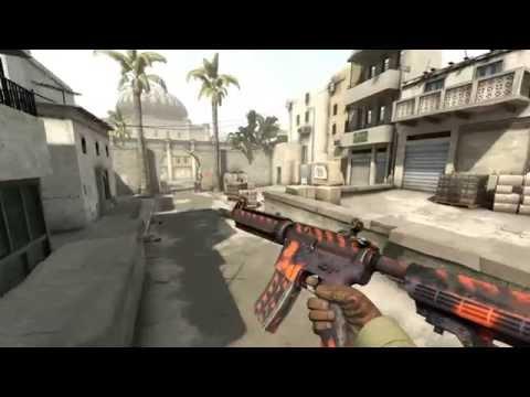 Top 10 Best CSGO M4A4 Skins | GAMERS DECIDE