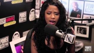 Can Nicki Minaj Name 7 Famous Christmas Songs in 7 Seconds?