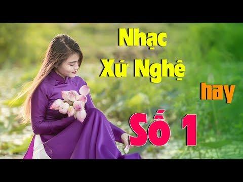Thanh Tài - 13 Ca Khúc Dân Ca Ví Dặm Trữ Tình Quê Hương Hay Nhất - Nhạc Xứ Nghệ 2018