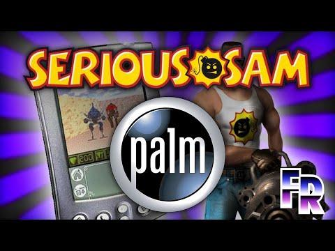 FR: Serious Sam for Palm OS