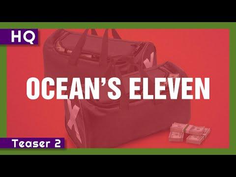 Video trailer för Ocean's Eleven (2001) Teaser 2