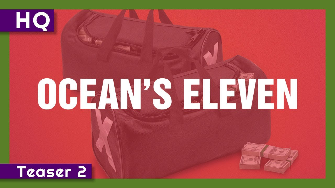 Trailer för Ocean's Eleven