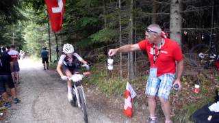 preview picture of video 'UEC European Youth Mountainbike Championships Graz/Stattegg 12.--16.08.2013'