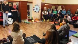 World of Wisdom – Shamanic ritual for new year 2017