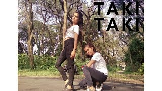 Taki Taki choreography by Anjali and monika