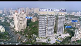 Godrej Exquisite Kavesar, 801-0724-724, Thane Project Location