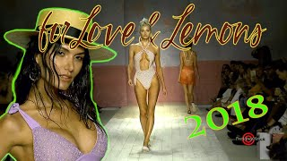 For Love & Lemons - Swim S/S 2018 Collection R...