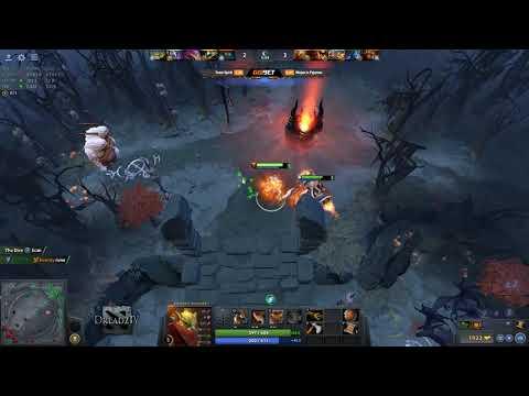 Dread's stream | Dota 2 - Bounty Hunter / Undying | 04.10.2018