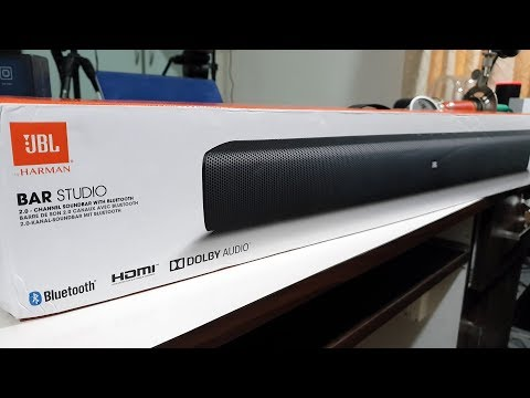 JBL Bar Studio Budget Soundbar Review – Is it any good?