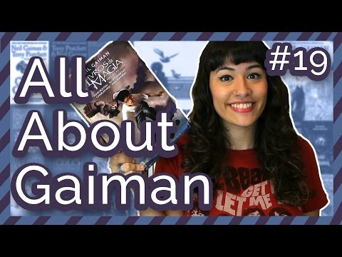 ALL ABOUT GAIMAN: #19# Os Livros da Magia | All About That Book |