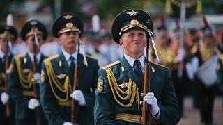 Выпускной 2015 Ивановской академии МЧС РФ