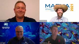 Coral Collection Quotas in the Queensland, Australia Coral Fishery – MACNA 2021