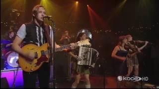 Arcade Fire - Neighborhood #2 Laika Live