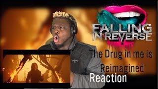 The Drug in me is Reimagined Reaction!!! Whhhaaaaaattttt