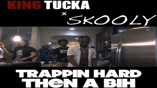 Skooly & King Tucka - Trappin Hard Denna Bih (Prod. JohnBoii) (Exclusive - Official Music Video)