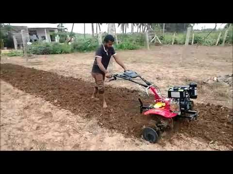 Power Weeder Diesel Engine