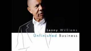 Lenny Williams-Somebody Else