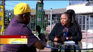 Collen Maine on 54TH ANC National Conference