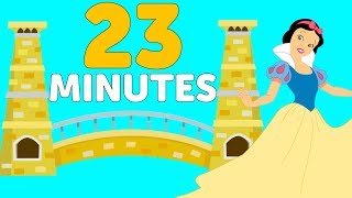 London Bridge is Falling Down and Many More Nursery Rhymes | Kindergarden TV