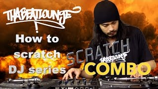 Tha Beatlounge scratch dj series new episode.