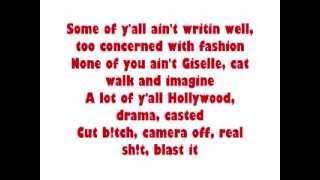 Eve Let Me Blow Ya Mind Lyrics