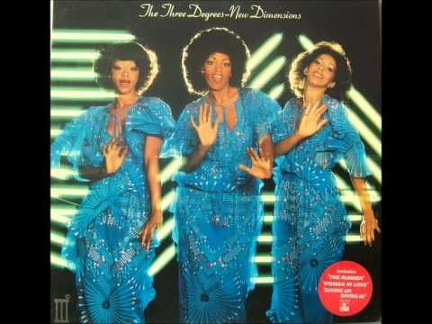The Three Degrees - The Runner (1978)