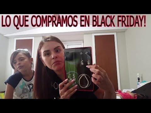 De compras en black friday/viernes negro!que compramos???