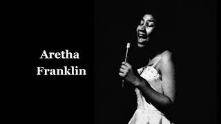 ARETHA FRANKLIN - Never Let Me Go / That's Life