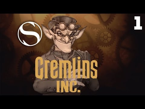 GREMLINS INC - Let's Play Gremlins Inc Boardgame Night Part 1