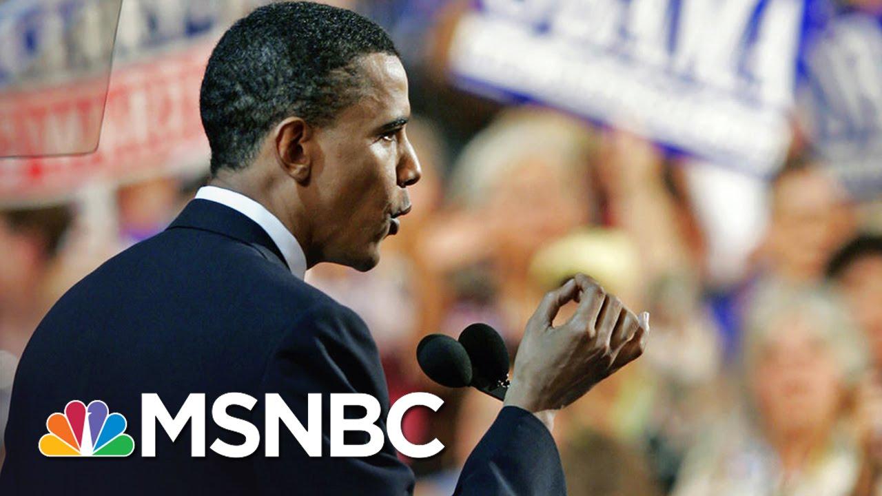 President Obama: 'America, You Have Vindicated That Hope' | MSNBC thumbnail