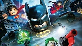 Animované filmy - Lego Batman - Animované pohádky celý film 2015
