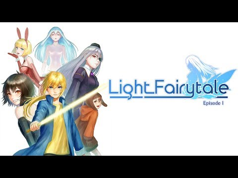 [JRPG] Light Fairytale's Launch Trailer thumbnail