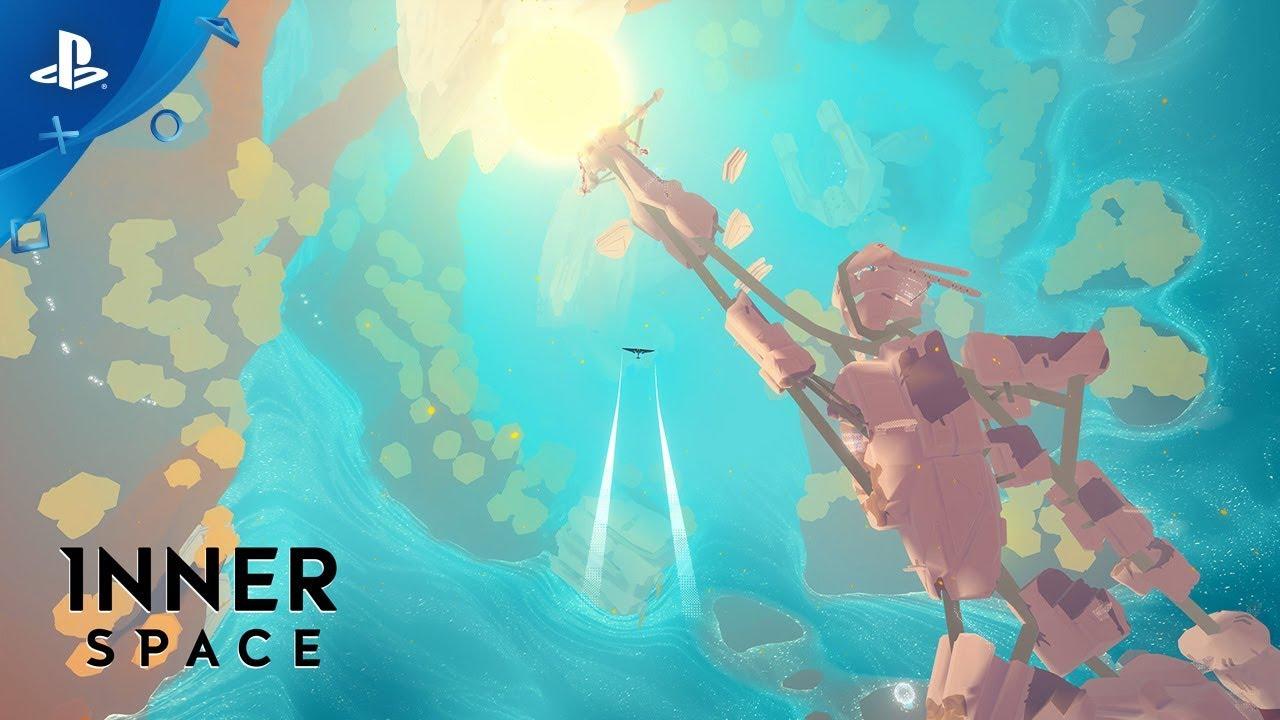 Consejos Para Atravesar Un Universo Invertido En InnerSpace, Disponible Hoy En PS4