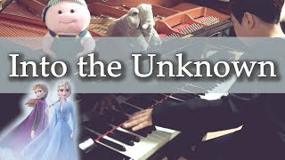 겨울왕국 2 OST - Into the Unknown