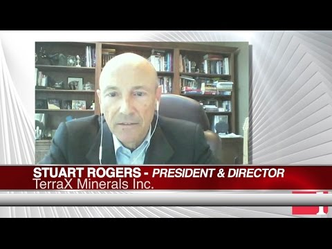 "TerraX CEO on assembling a major gold district in ""one of the major high-grade historic camps"""
