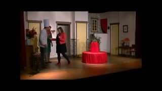 preview picture of video 'La pièce Zorghol 707 a été jouée à Vezin-le-coquet par la Compagnie de Thalie'