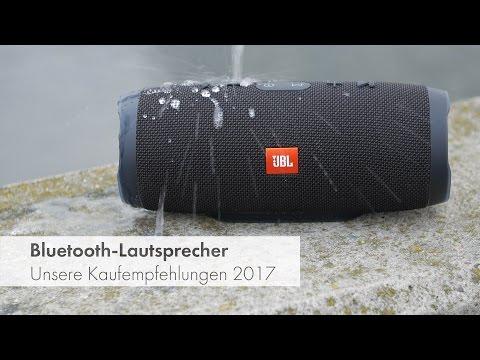 Bluetooth-Lautsprecher | Test und Vergleich 2017/2018