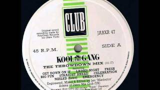 KOOL AND THE GANG   The Throwdown Mix (12inch   1986)
