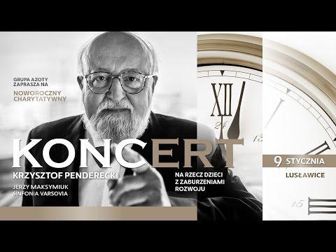 Noworoczny Koncert Charytatywny Grupy Azoty 2016 - Zapowiedź - zdjęcie